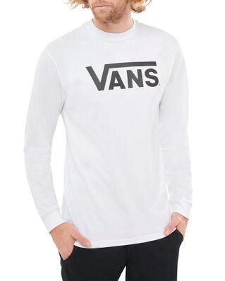 Vans Vans Classic Ls White/Black