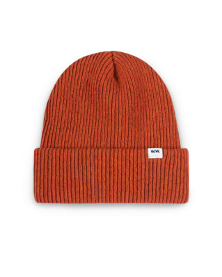 Wood Wood Mande Beanie Orange