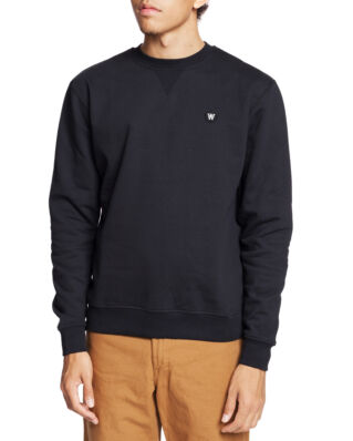 Wood Wood Tye Sweatshirt Black