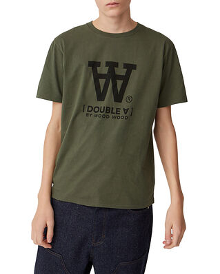 Wood Wood Ace T-shirt Army Green