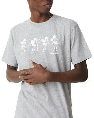 Wood Wood Bobo T-Shirt Grey Melange