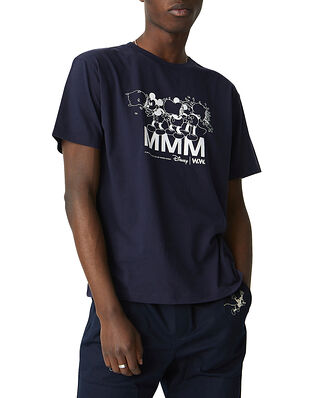 Wood Wood Bobo T-Shirt Navy