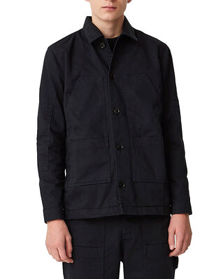 Wood Wood Fabian Shirt Black