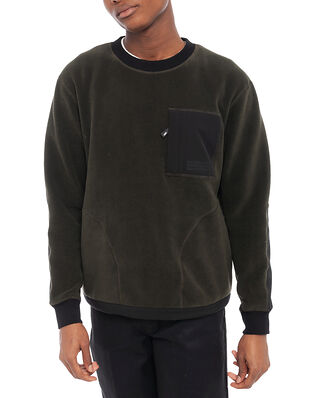 Wood Wood Gorm Sweater Dark Green