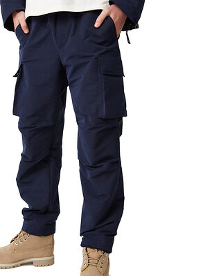 Wood Wood Halsey Trousers Navy