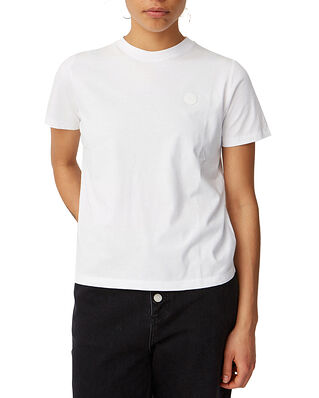 Wood Wood Mia T-shirt Bright White