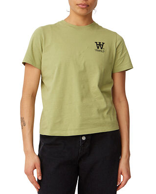 Wood Wood Mia T-shirt Olive Green