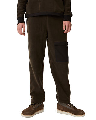 Wood Wood Sigurd Trousers Dark Green