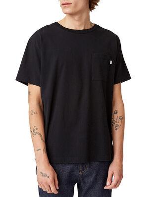 Wood Wood Bobo T-Shirt Black