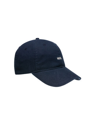 Wood Wood Low Profile Cap Navy