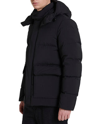 Woolrich Sierra Short Jacket Dh Black