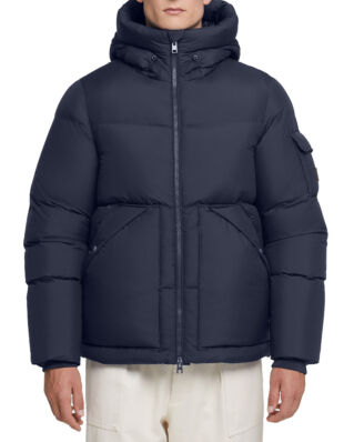 Woolrich Sierra Supreme Jacket Melton Blue
