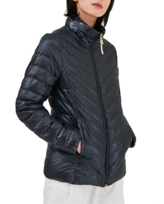 Woolrich W's Clarion Jacket Melton Blue