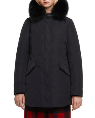 Woolrich W'S Luxury Arctic Parka Fox Black