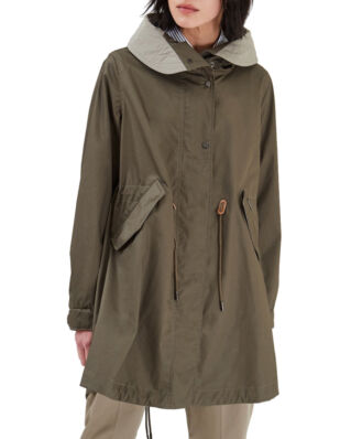 Woolrich W's Over Parka Tropical Green