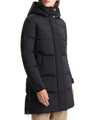 Woolrich Alsea Puffy Parka Black