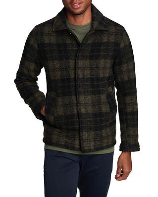 Peak Performance Wool Shirt Check 104