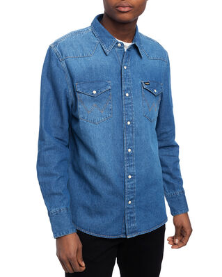 Wrangler 27MW Icon Shirt 2Year Denim