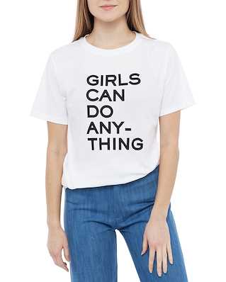 Zadig & Voltaire Bella Tee Shirt Cotton White