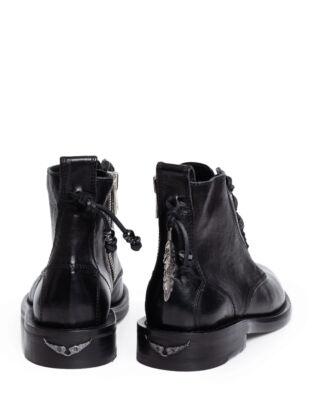 Zadig & Voltaire Boots og støvler På Zoovillage Fashion