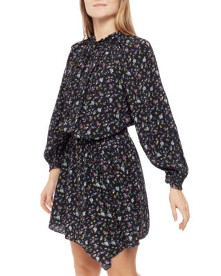 Zadig & Voltaire Right Mini Print Robe Imprime Noir