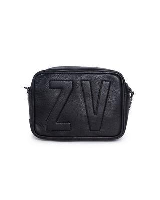 Zadig & Voltaire Xs Boxy Initals Black