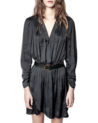 Zadig & Voltaire Reveal  Short Dress Noir