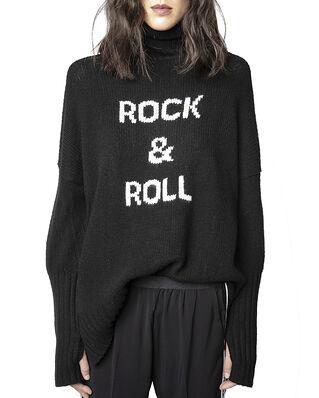 Zadig & Voltaire Alma Mw Rock Int Black
