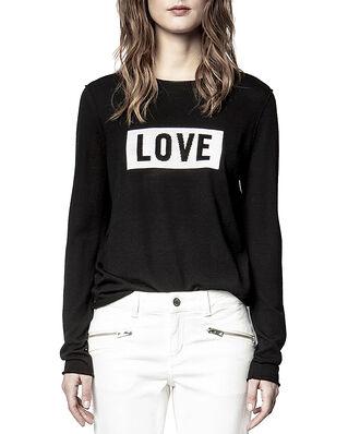 Zadig & Voltaire Gwendal M Love Int Black