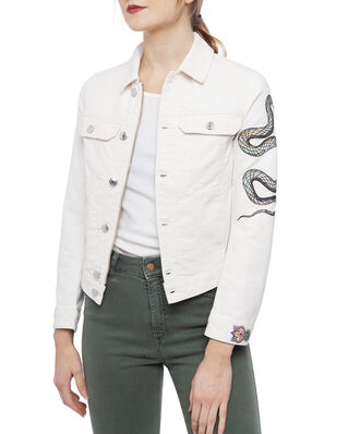 Zadig & Voltaire Kioky Stretch Color Denim Jacket Judo