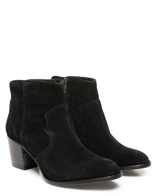 Zadig & Voltaire Molly Suede Shoes Black