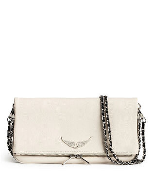 Zadig & Voltaire Rock Grained Leather