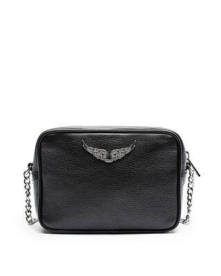Zadig & Voltaire Xs Boxy Bag Black