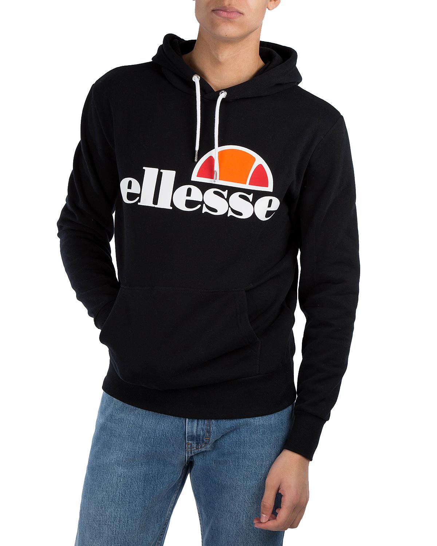Black Hoody El Gottero  Ellesse  Hættetrøjer
