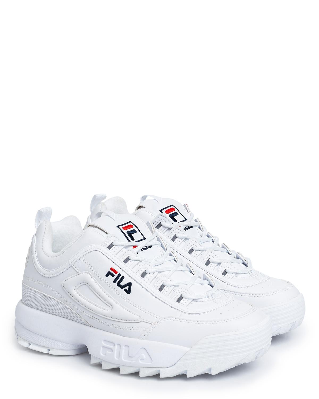 Disruptor Low White