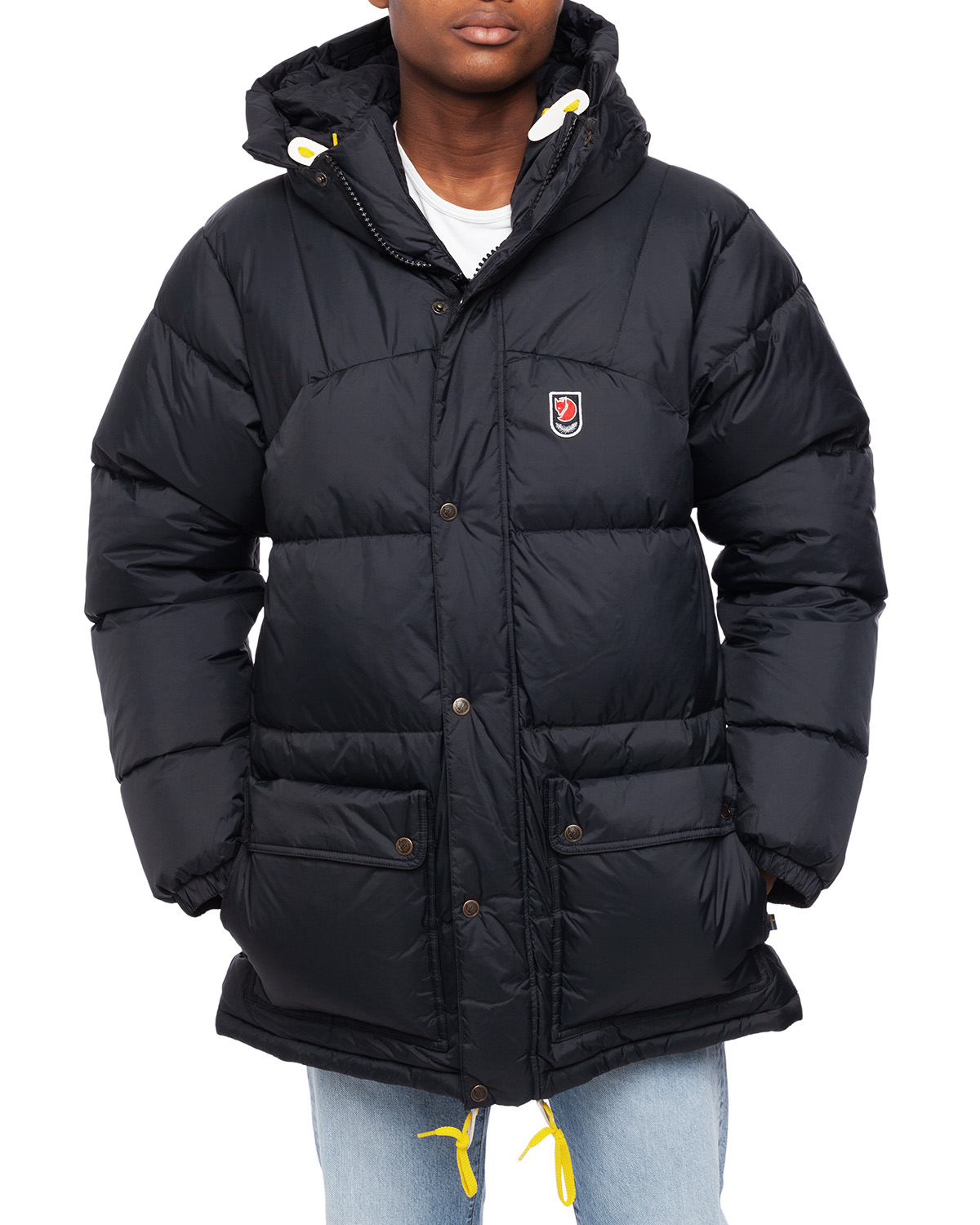 Expedition Down Jacket M Black