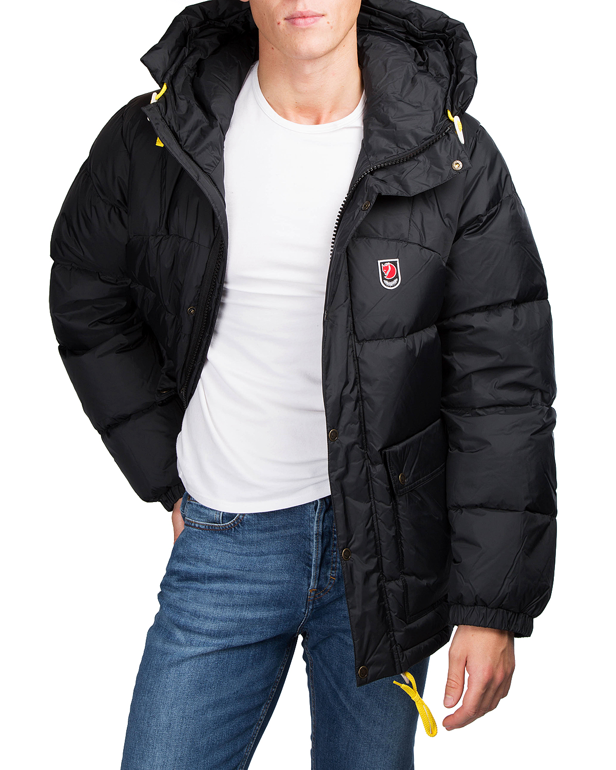 Expedition Down Lite Jacket Black