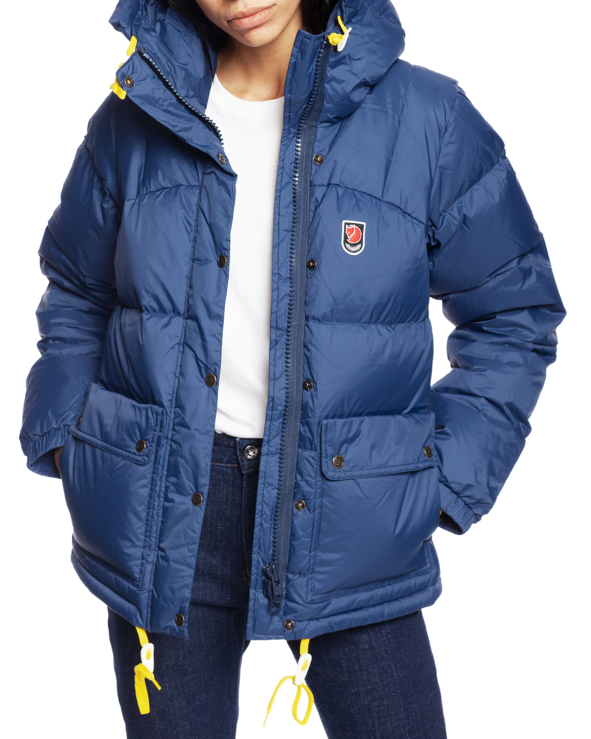 Expedition Down Lite Jacket W Navy