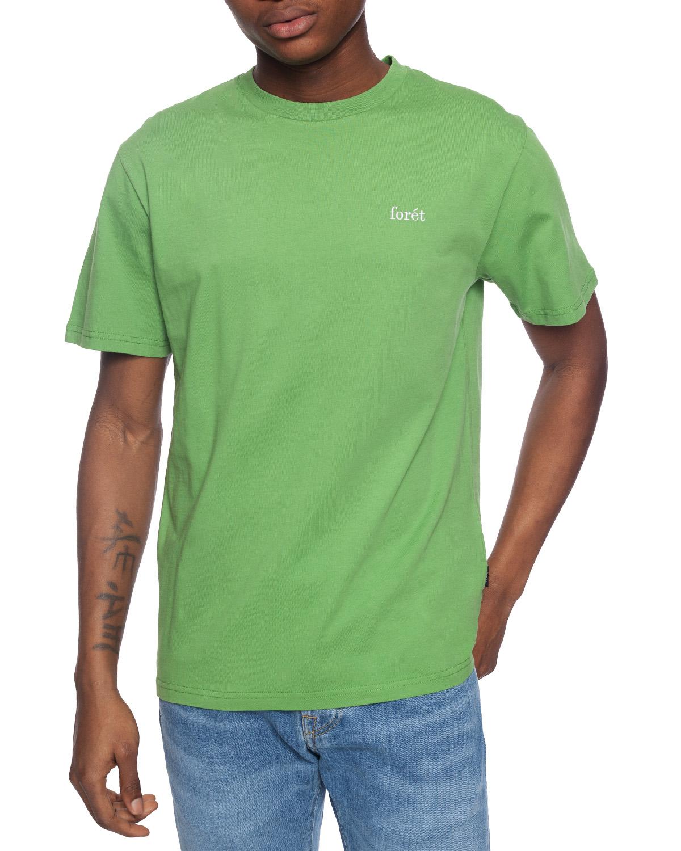 Red AIR T-SHIRT  Forét  T-shirts
