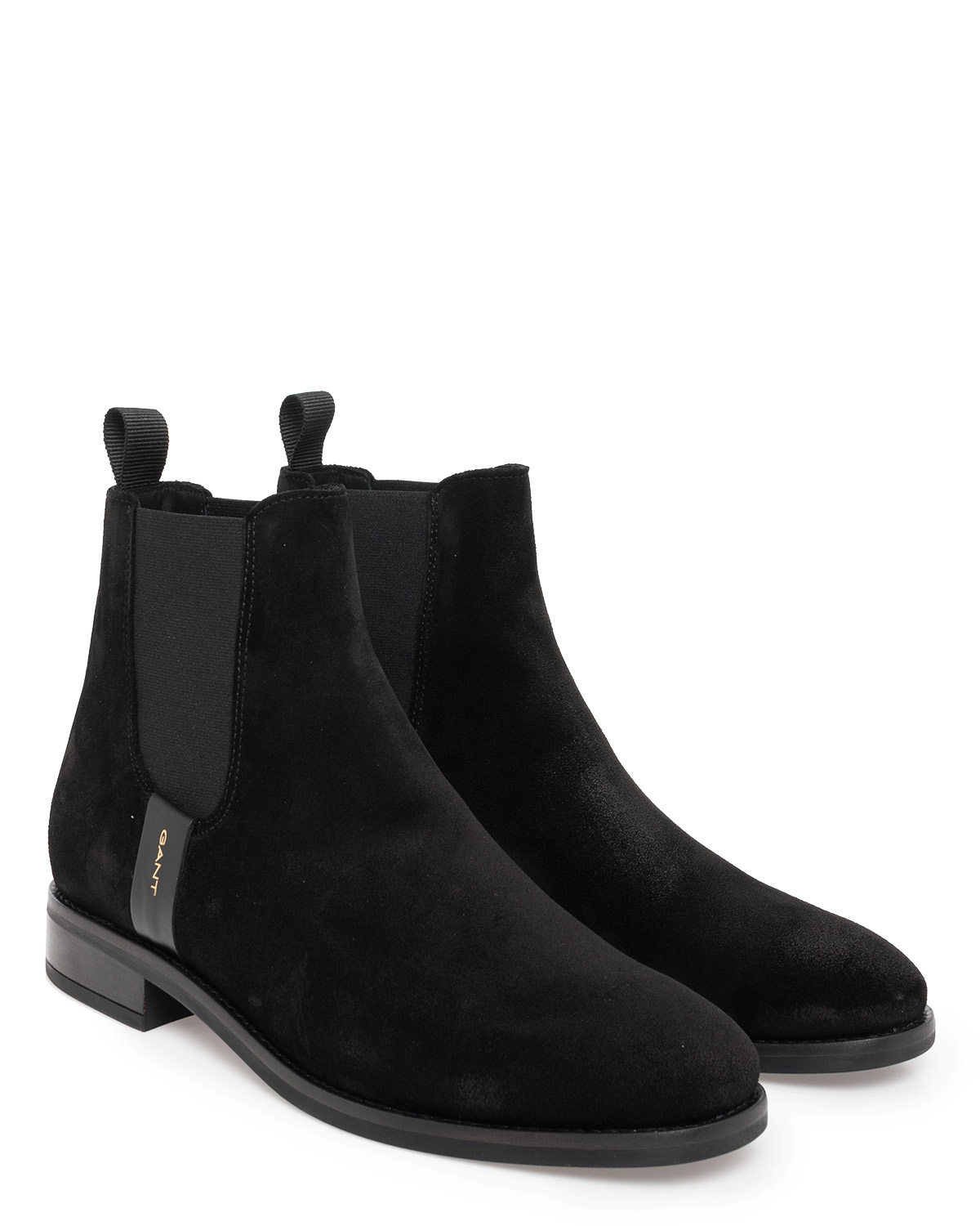 Fayy Suede Chelsea Black