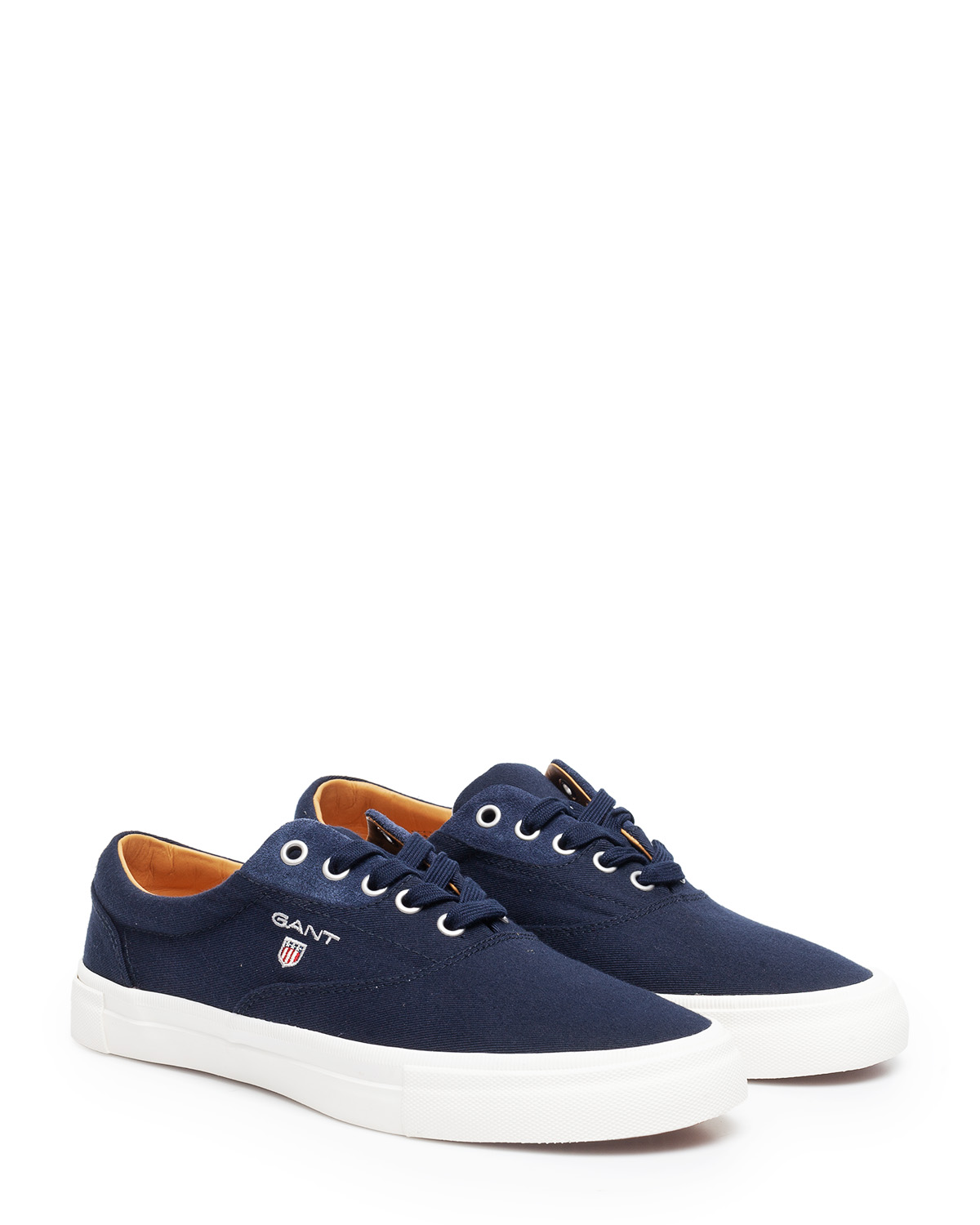 Hero Low Lace Shoes Marine
