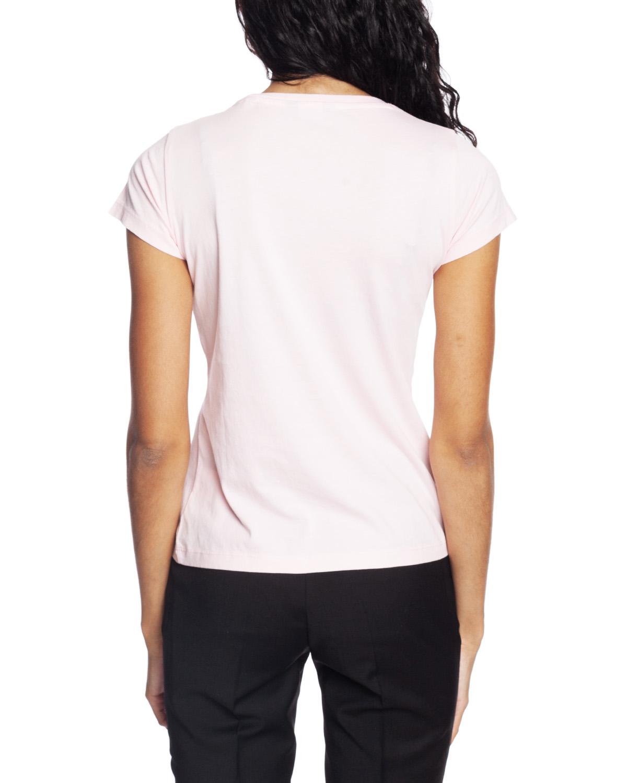 California T shirt In Pink Pink