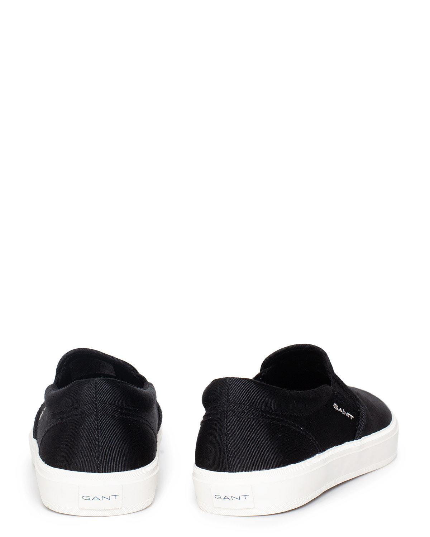 Pinestreet Slip on shoes Black
