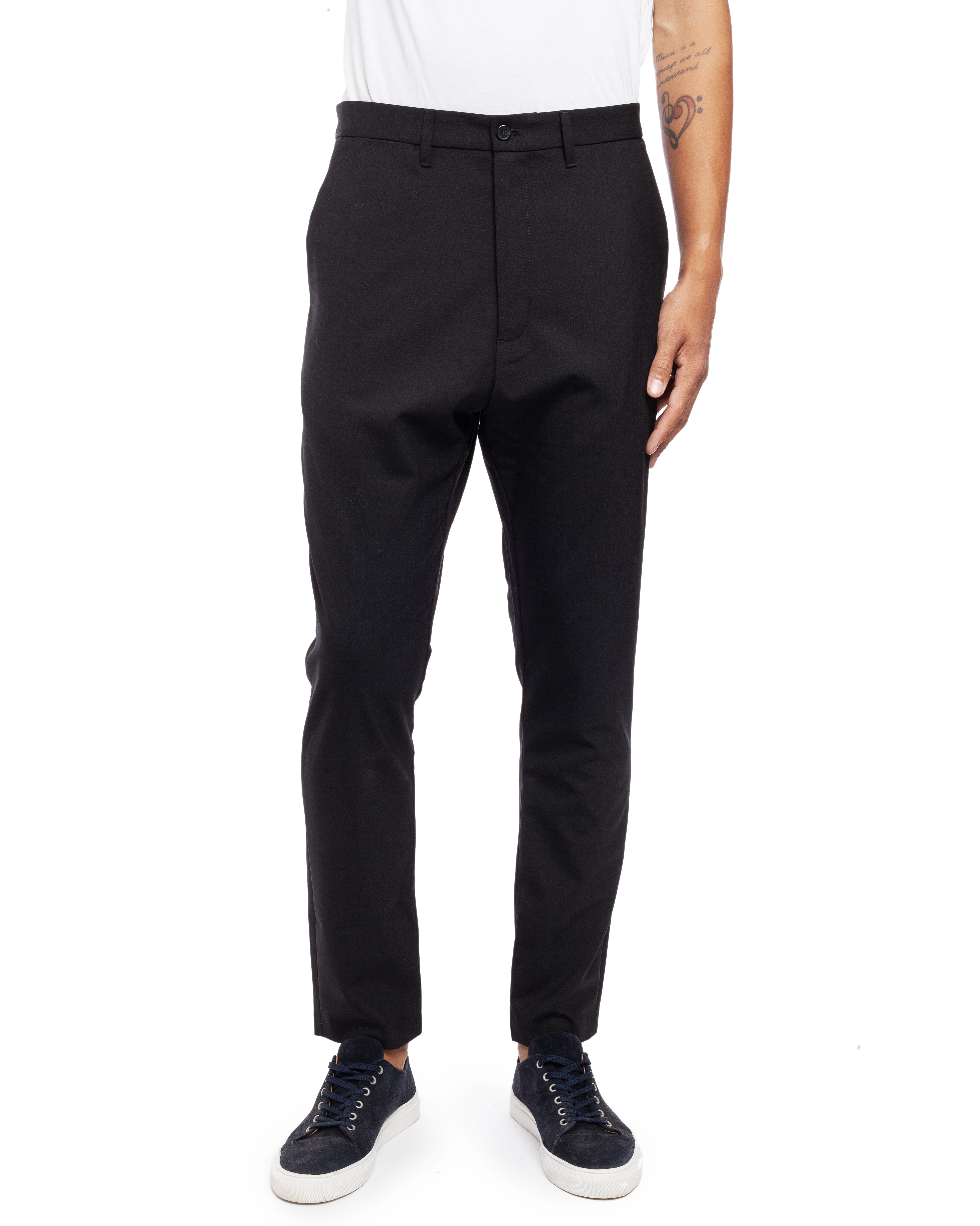 Kris Suit Trouser Black