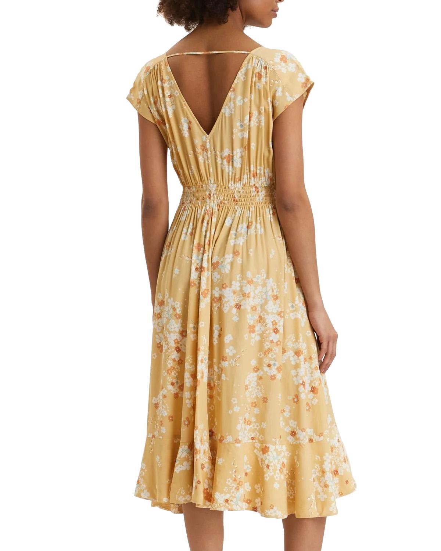 Odd Molly Adore SS Dress Lemon Ice Klänningar