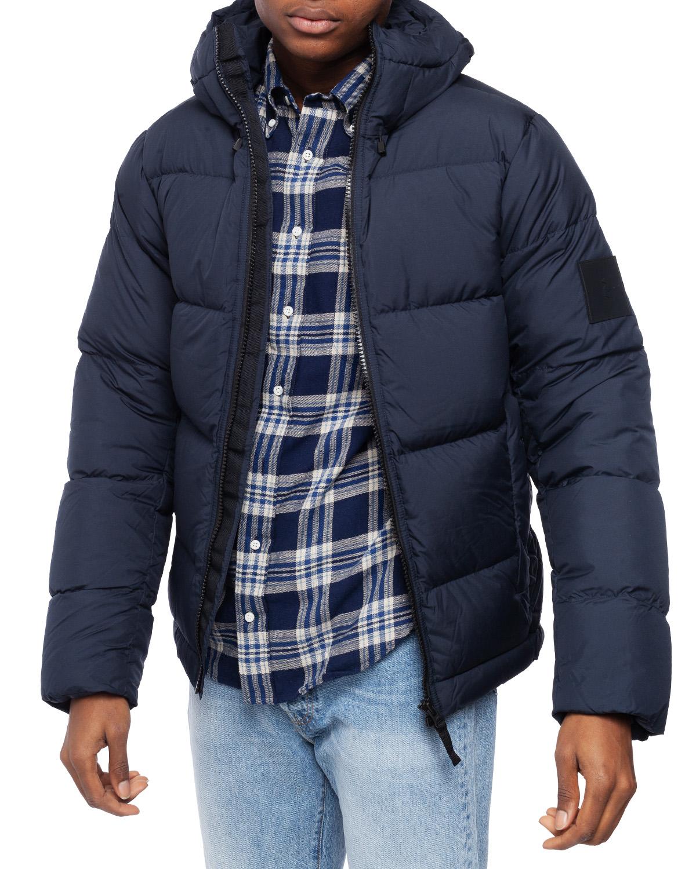 Rivel Jacket Men Salute Blue