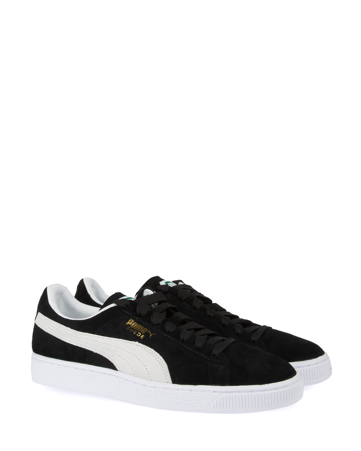 "PUMA Shoes ""Suede Classic+"" black white"