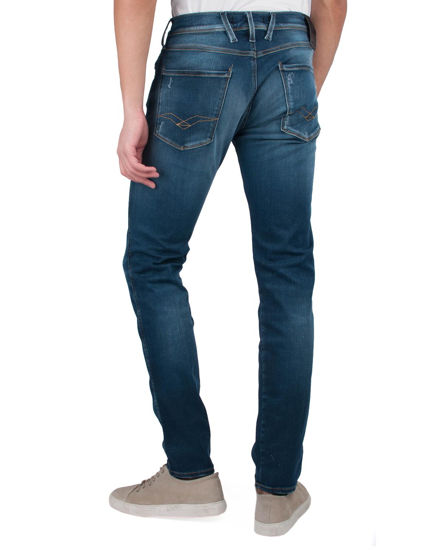 M914 Anbass Hyperflex Slim Fit Jeans