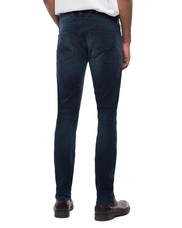 M914 Anbass Hyperflex Slim Fit Jeans Dark Blue