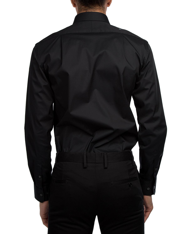 Tiger of Sweden Farrell 5 Stretch Shirt Black Formelle